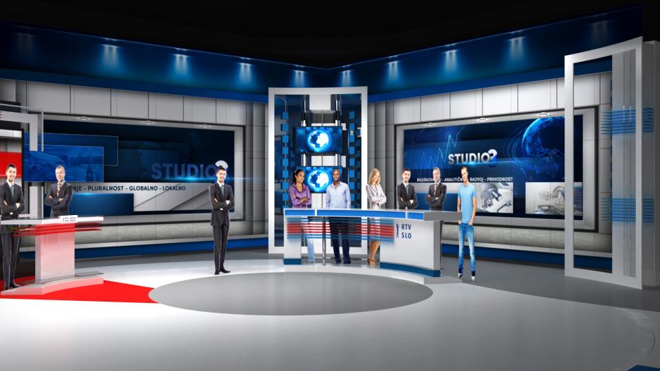 TEMMA X - RTV - STUDIO 3 - OTVORITEV 2 0000
