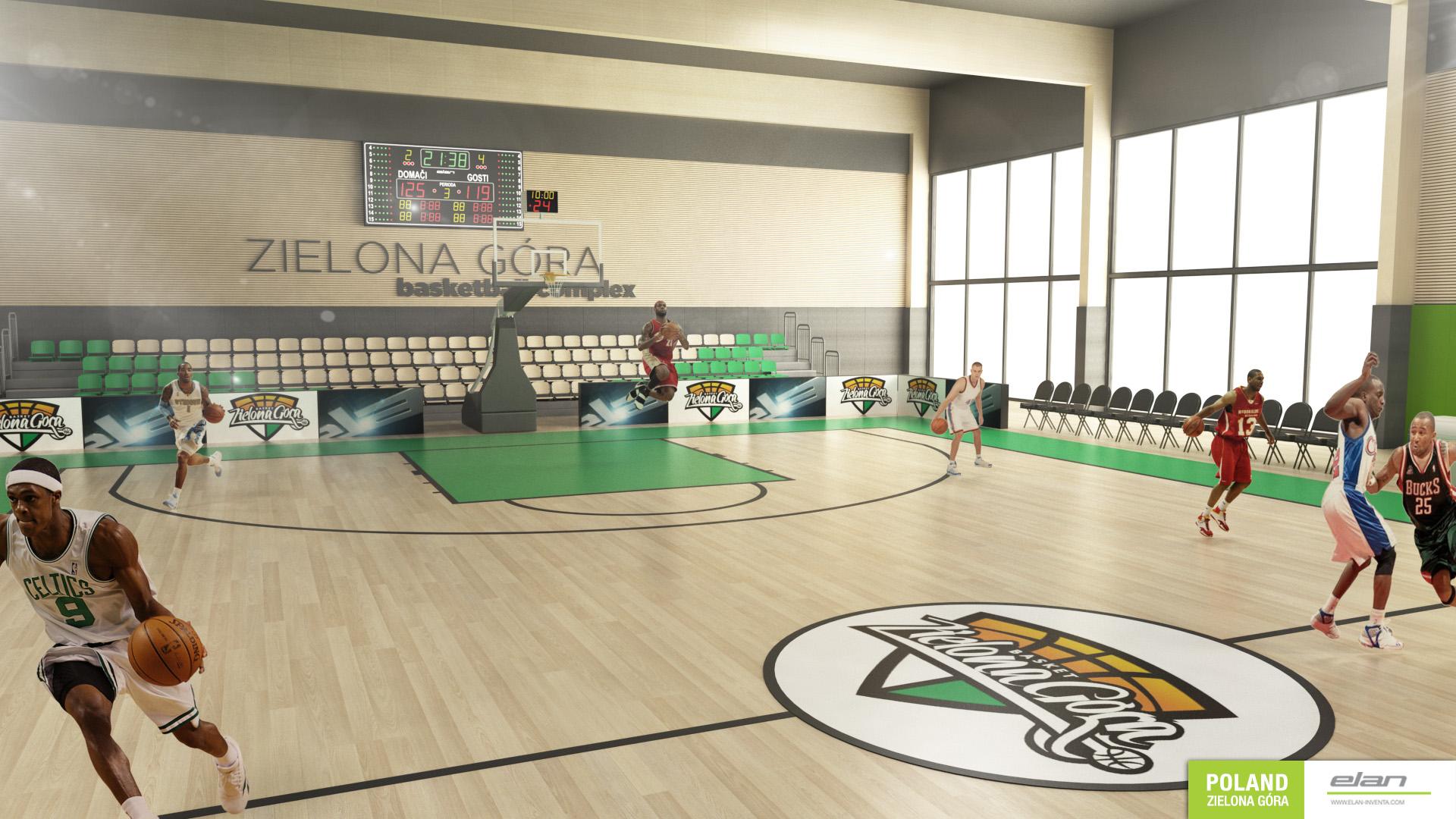 ZIELONA GORA - interior - MAIN HALL 2 - 0004